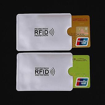 Pouzdro karty proti skenování