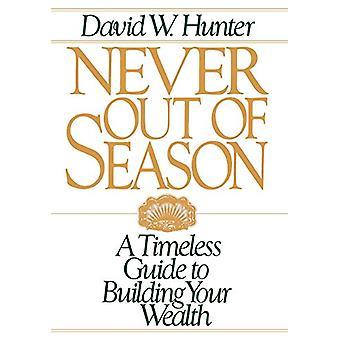 Never Out of Season por David W. Hunter - 9780819185495 Livro