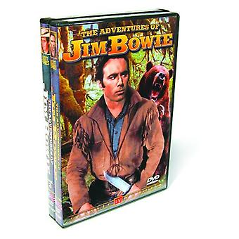 Adventures of Jim Bowie: Vol. 1-2 [DVD] USA import