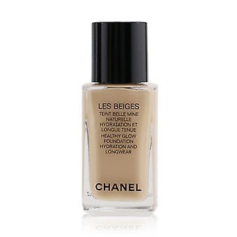 Chanel Les Beiges Teint Belle Mine Naturelle Healthy Glow Hydration And Longwear Foundation - # BR22 30ml/1oz