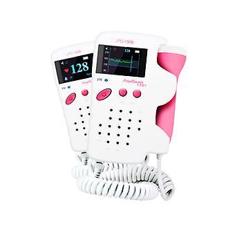Sikiön vauvan sydän LCD-anturi Prenatal Sydämensykkeen ilmaisin