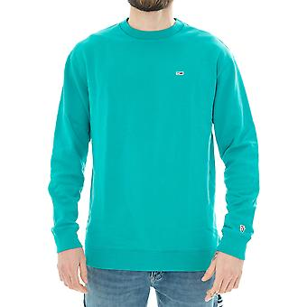 Tommy Jeans Classic Crew Masculino Moletom dm0dm05496.399