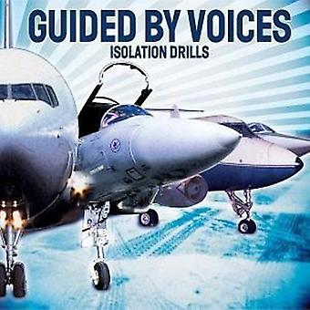 Guided by Voices - Isolation Drills [CD] USA import
