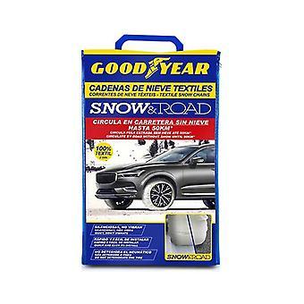 Car Snow Chains Goodyear SNOW & ROAD (L)