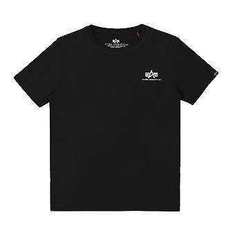 Alpha Industries Kinder T-Shirt Basic T Small Logo