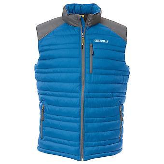 Caterpillar unisex defender insulated sweatshirt blue 24670