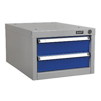 Sealey Api15 Double caisson à tiroirs pour ETABLI Api série