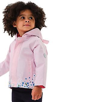 Regatta Boys & Girls Peppa Animal Durable Waterproof Jacket