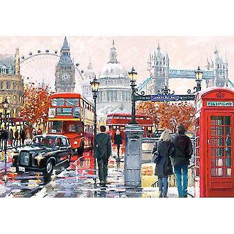 Castorland, Puzzle - London - 1000 Pieces