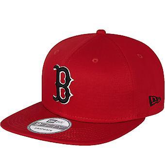 Nueva era unisex adultos Boston Red Sox League Essentials 9Fifty Cap Hat - Rojo