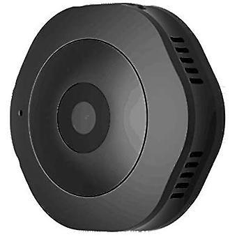 Mini Wireless WiFi Camera with Strong Magnetic Car Home Diving Riding Aufzeichnungen 1080p / 720p HD Super Mini Surveillance Camera (Black)