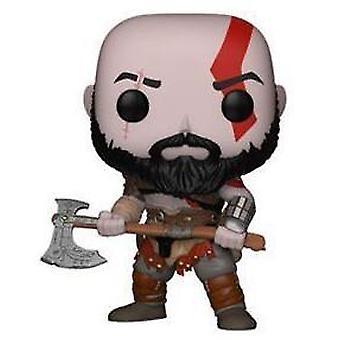 Doll Action, God Of War Kratos.