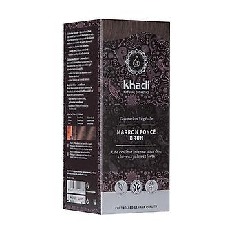 Herbal tincture - Dark chestnut 100 g (Dark Brown)