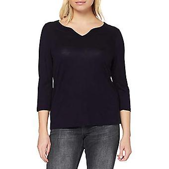 ESPRIT Collection 100EO1K311 T-Shirt, 400/Navy, M Woman