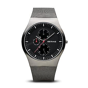 BERING Analog Watch Men's Quartz with Stainless Steel Strap 11942-372