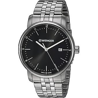 Wenger Mens Urban Classic Stainless Steel Mens Watch 01.1741.122
