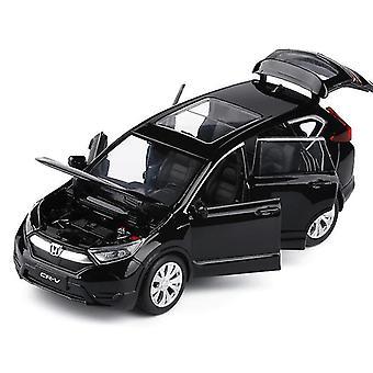 キッズカートイ 1:32 ダイキャストホンダCRV SUV金属合金車モデル