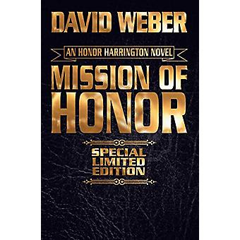 Mission of Honor Limited Leatherbound Edition by David Weber (Hardcover, 2019)