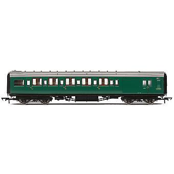 Hornby BR Maunsell Käytävä Kuusi osastojarru Toinen S2764S 'Set 230' Era 5 -mallijuna