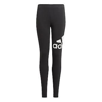 Sports Leggings for Children Adidas G BL LEG GN4081 Black