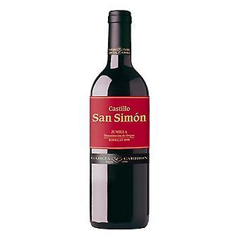 Rode wijn Castillo San Simon (75 cl)