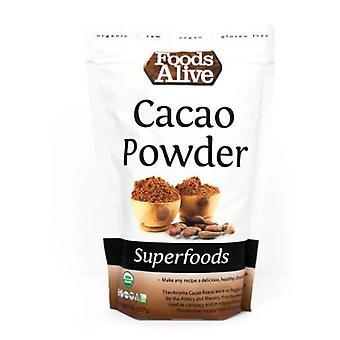Foods Alive Organic Cacao Powder, 8 Oz