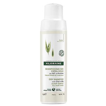 Klorane havremjölk torrschampo-icke-aerosol 50g
