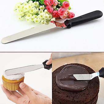 Spatula Smoother Frosting Spreader Fondant Pastry Cake Decorating Diy Tool