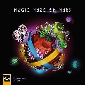 Magic Maze on Mars Board Game