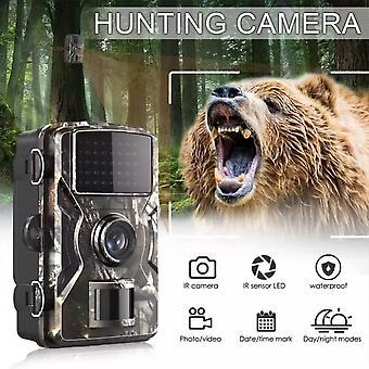 Metsästyskameran yönäkö 1080p villieläinten ilmaisimen polkukamera