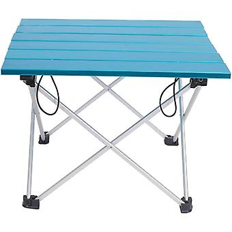 Portable Aluminum Folding Table Outdoor Dinner Hiking Camping Bbq Traveling