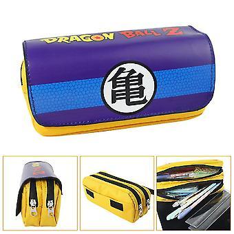 Dragon Ball Enfant Double Crayon Cas Grande Capacité(Couleur-1)