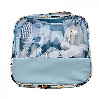 Newborn Essentials Baby Stuff Shower Gifts Care Products(Blue)