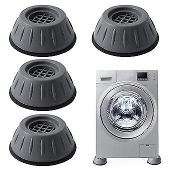 4 stuks wasmachine antislip voeten pad vibratie demper rubber voetmat kussen