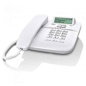 Téléphone fixe Gigaset DA611 Blanc