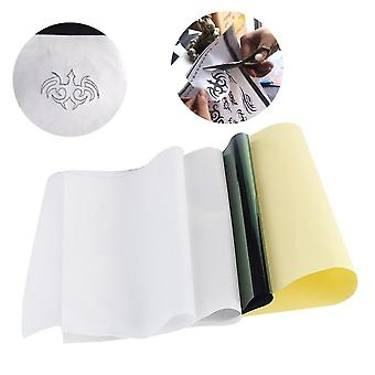 100% Stück Tattoo Transfer Papier - Carbon Thermal Tracing Professionelle Tattoos Kunst