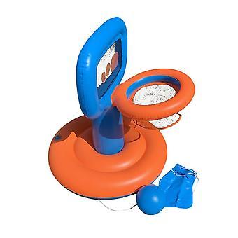 ילדי קיץ חדשים צעצוע צעצוע מתנפח כדורסל לעמוד משחקי מים ספורט
