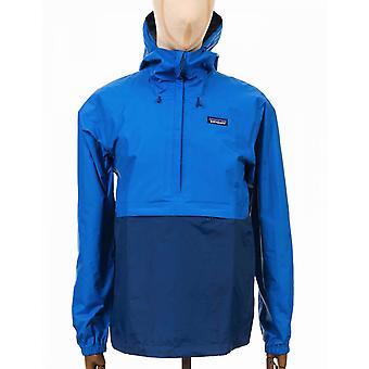 Patagonia Torrentshell 3l Pullover Jacka - Andes Blå
