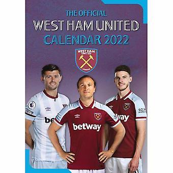 West Ham United-kalender 2022