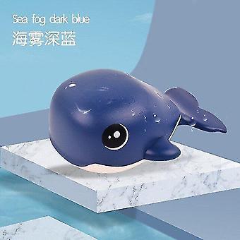 حمام ألعاب استحمام الطفل حمام ألعاب الأزرق البحري