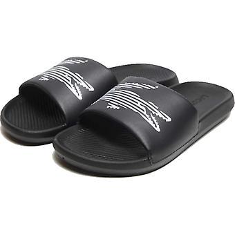 Lacoste Croco 0321 1 CMA Sliders Black 22