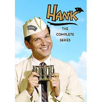 Hank: Hele serien [DVD] USA importerer