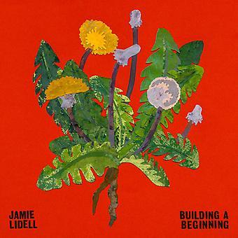 Jamie Lidell - Building a Beginning [Vinyl] USA import