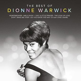 ディオンヌ ・ ワーウィックのベスト [CD] USA 輸入