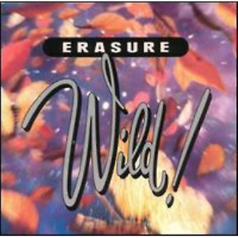 Erasure - Wild! [CD] USA import