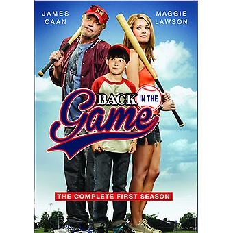 Tillbaka i spelet: säsong 1 [DVD] USA import