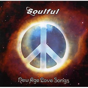 Soulful - New Age Love Songs [CD] USA import