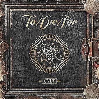 To Die for - Cult [CD] USA import