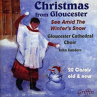 Christmas From Gloucester Cathedral - Christmas From Gloucester: See Amid the Winter's Snow [CD] USA import