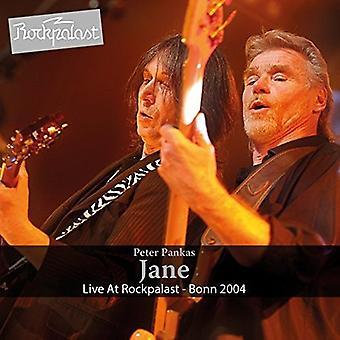 Peter Pankas Jane - Live at Rockpalast: Bonn 2004 [CD] USA import